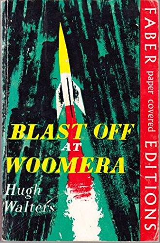 9780571063178: Blast Off at Woomera