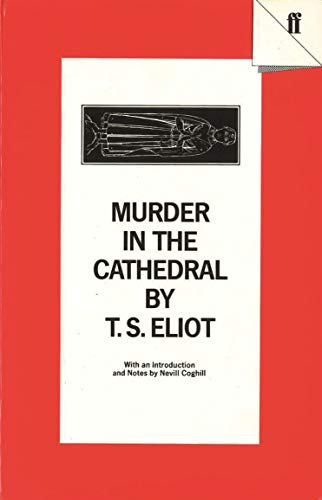 Murder in the Cathedral (0571063276) by T. S. Eliot