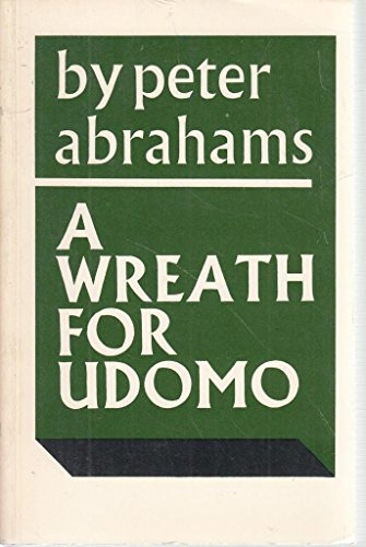 9780571063468: A Wreath for Udomo