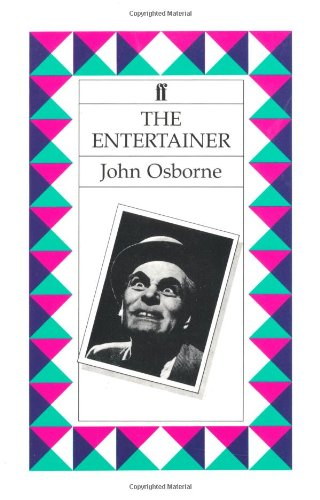 9780571063673: The Entertainer