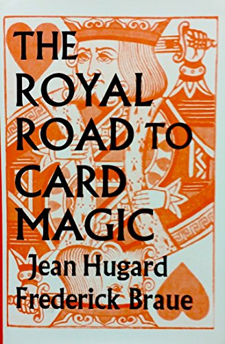 9780571063895: The Royal Road to Card Magic