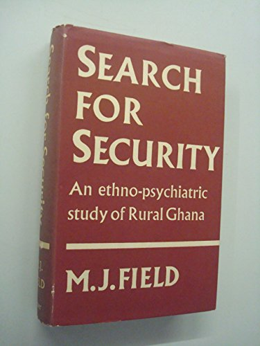 9780571064793: Search for Security: Ghana