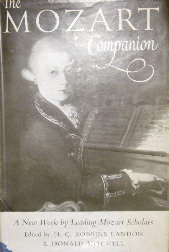 9780571065059: The Mozart Companion