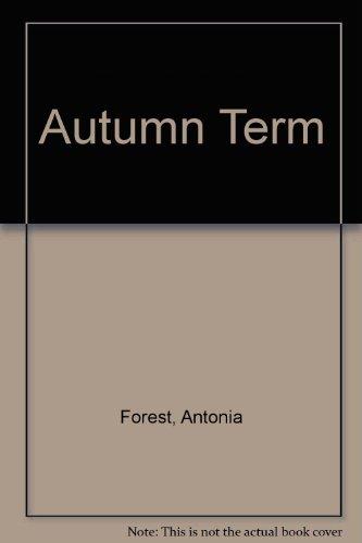 9780571065219: Autumn Term (The Marlows, #1)