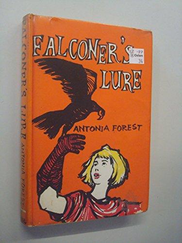 9780571065486: Falconer's Lure