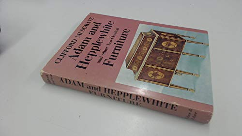 9780571065844: Adam and Hepplewhite and Other Neo-classical Furniture