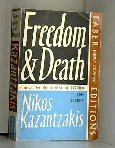 9780571066797: Freedom or Death