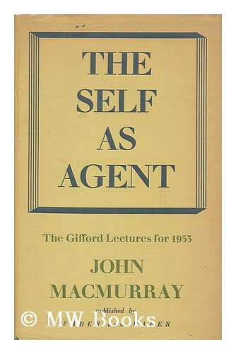 9780571067053: Self as Agent