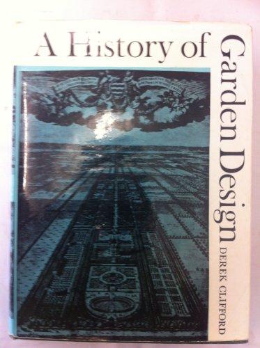 9780571068104: A History Of Garden Design