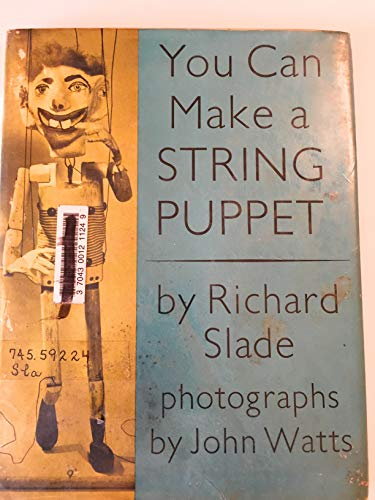 9780571068562: You Can Make a String Puppet