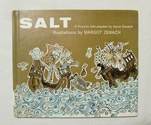 9780571068722: Salt: A Russian Tale