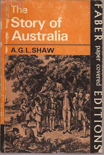 The Story of Australia: A. G. L.