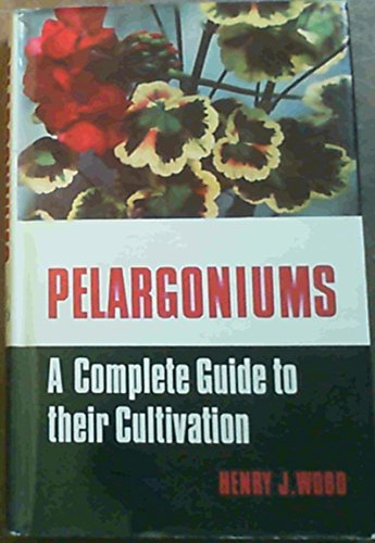 9780571068883: Pelargoniums