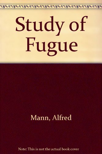 9780571070169: Study of Fugue