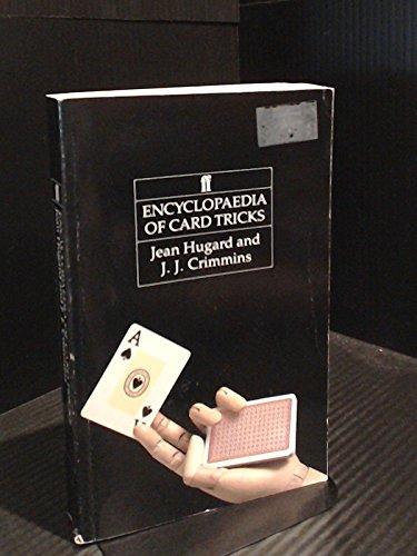 9780571070176: Encyclopaedia of Card Tricks