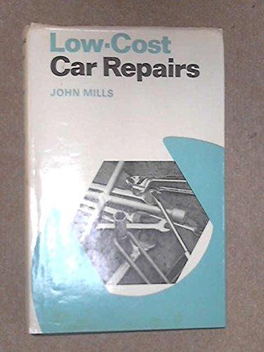 9780571080526: Low Cost Car Repairs