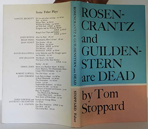 9780571081097: Rosencrantz and Guildenstern are Dead
