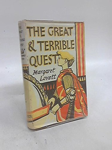 9780571081264: The Great and Terrible Quest