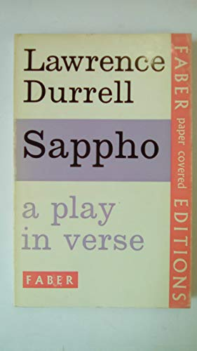 Sappho: A Play in Verse: Durrell, Lawrence