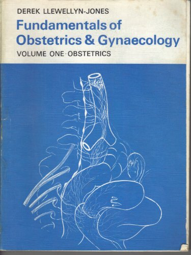 9780571083169: Fundamentals of Obstetrics and Gynaecology: Obstetrics v. 1