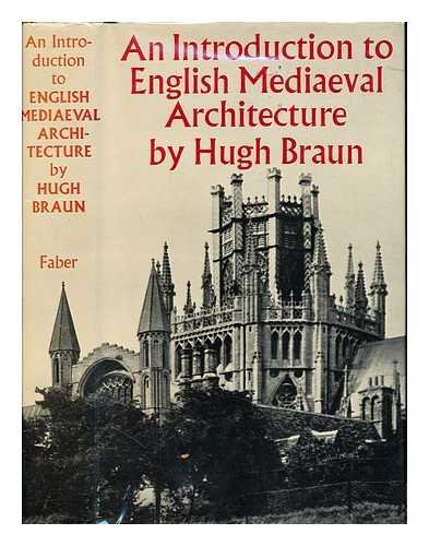 9780571083312: Introduction to English Mediaeval Architecture