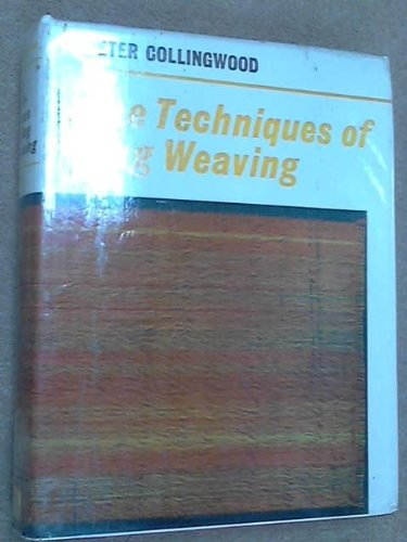 9780571083336: The Techniques of Rug Weaving