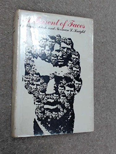 9780571083428: A TORRENT OF FACES.