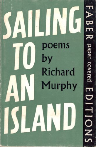 Sailing to an Island (0571083544) by Murphy, Richard