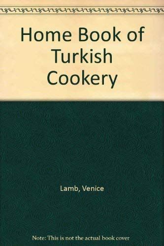 Home Book of Turkish Cookery: Lamb, Venice