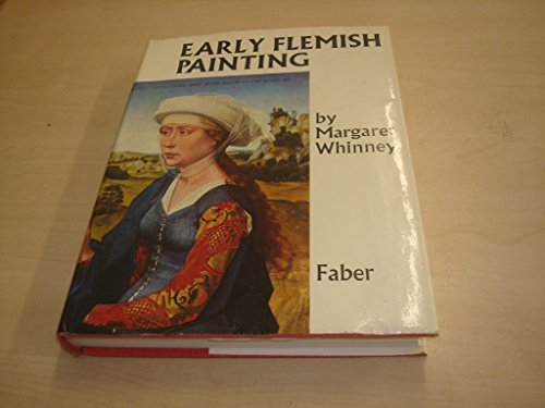 9780571084913: Early Flemish Painting