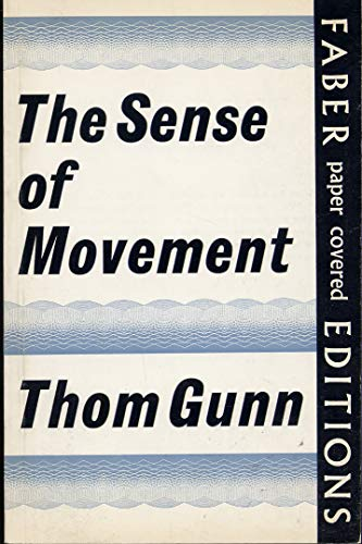 9780571085309: The Sense of Movement