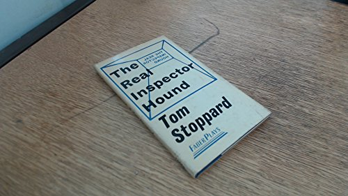 Real Inspector Hound (Faber plays): Stoppard, Tom