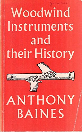 9780571086030: Woodwind Instruments and Their History