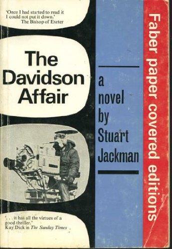 9780571086160: The Davidson Affair