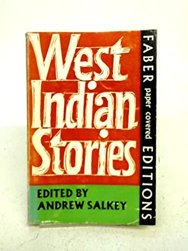 West Indian Stories: Salkey, Andrew