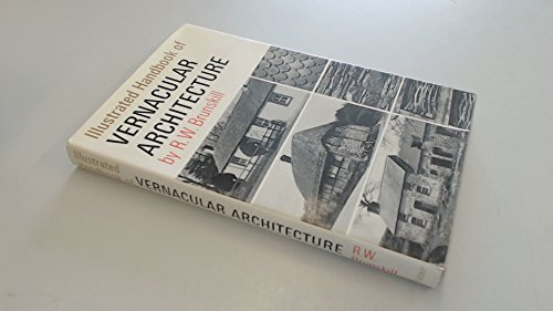9780571086368: Illustrated Handbook of Vernacular Architecture