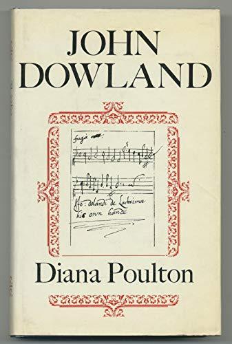 9780571087112: John Dowland