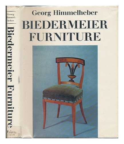 9780571087198: Biedermeier Furniture (Monographs on Furniture)