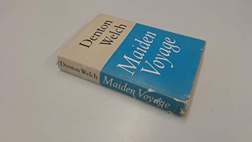9780571087433: Maiden voyage