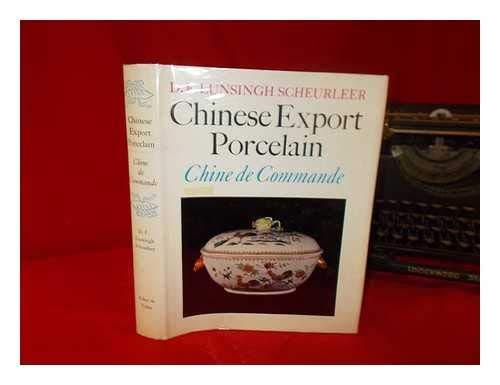 9780571087877: Chinese Export Porcelain: Chine de commande