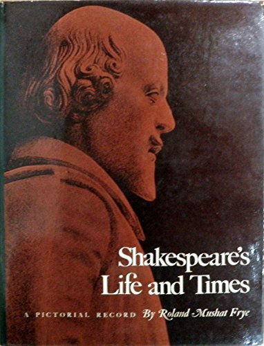 9780571088058: Shakespeare's Life and Times