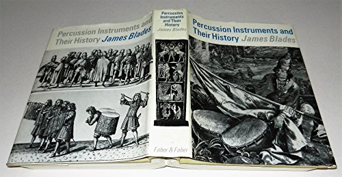 9780571088584: Percussion Instruments and Their History