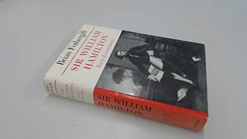 9780571089581: Sir William Hamilton: Envoy Extraordinary
