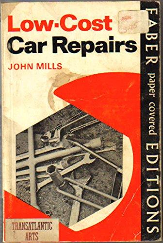 9780571089826: Low-Cost Car Repairs