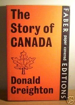 9780571090709: Story of Canada