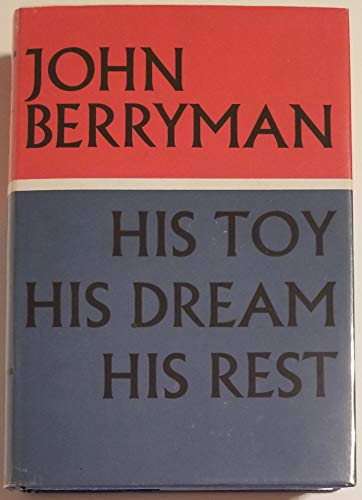 9780571090884: His Toy, His Dream, His Rest: 308 Dream Songs