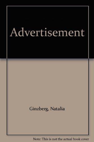 9780571091522: Advertisement