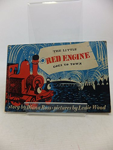 9780571092291: Little Red Engine Goes to Town