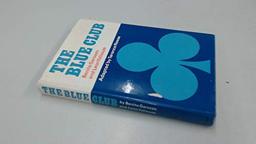 9780571092659: Blue Club