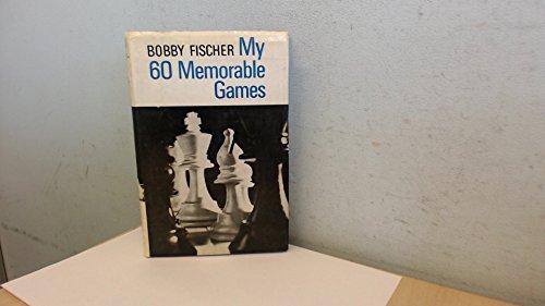 9780571093120: My 60 Memorable Games